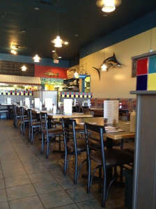 Joey's Seafood, Westhills