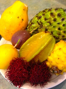 Fruits in Hawaii