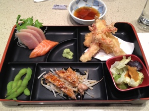Lunch Box at Misato's