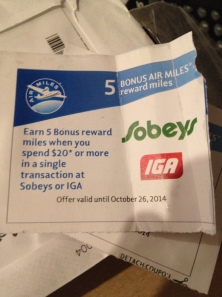 Sobey's Coupon